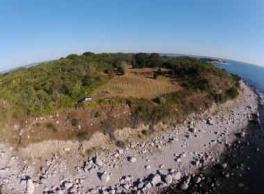 Wreck Island Overlook Shore
