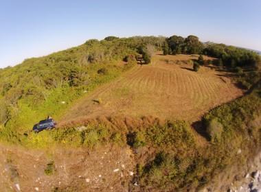 Wreck Island Overlook Aerial View