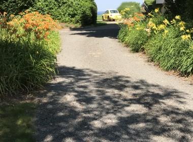 Thatcher driveway