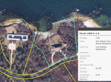 Bayberry Cove LLC Tax Map